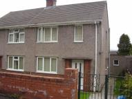 semi detached property in 38 Woodside Cresent  ...