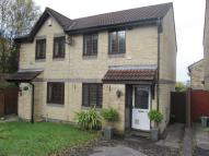 2 bed semi detached home in 45 Ffordd Scott...