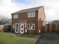 2 bed semi detached house in 4 Bryn Glas, Morriston...