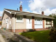 Semi-Detached Bungalow in 39 Heol Nant Bran...