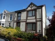 semi detached house in 21 Vardre Road, Clydach...