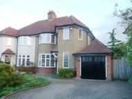 4 bed semi detached house to rent in Bodley Road, New Malden...