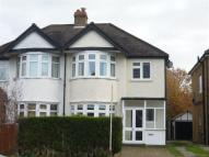 semi detached property in Raeburn Avenue, Surbiton...