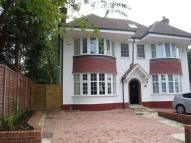 Dorset Road semi detached house to rent