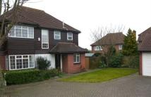 Detached home in Tamesis Gardens...