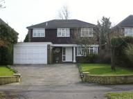 4 bed Detached house in High View, Cheam...