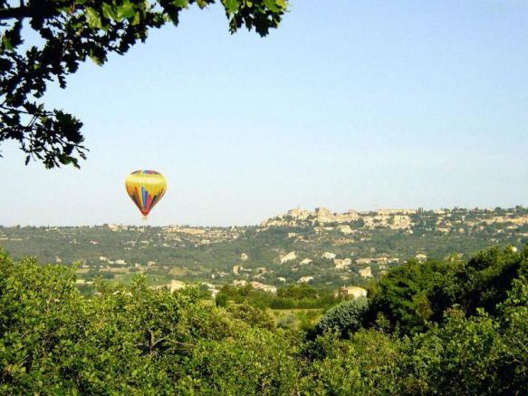 View of Gordes from