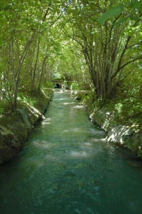 Canal St Julien