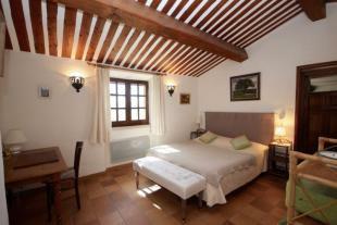 Bedroom. Main house.