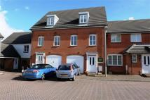3 bed Town House for sale in Aurelie Way, WHITSTABLE...