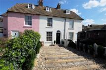 Terraced home for sale in Middle Wall, WHITSTABLE...