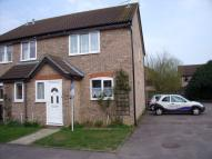 2 bedroom semi detached property in Lambourne Close...