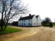 Farm House to rent in Clare Road, Hundon