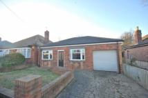 Bungalow in Fawdon