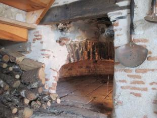 Old forge oven
