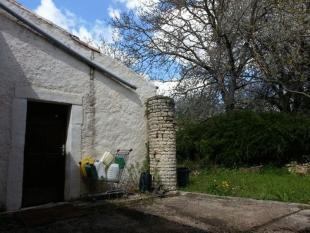 First outbuilding