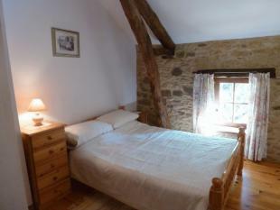 Gite bedroom