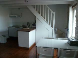 Gite 3 kitchen area