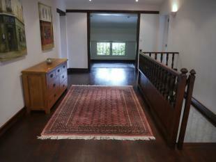 Hallway to Farmhouse
