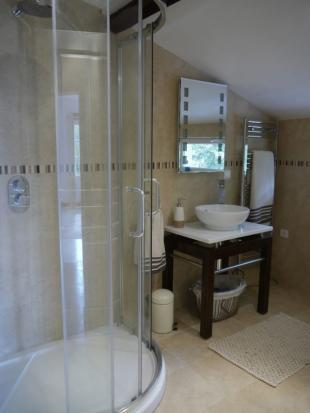 Shower Room in the