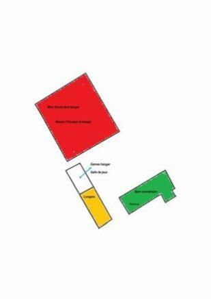 Plan of buildings