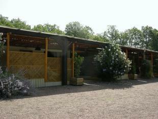 Gite terraces