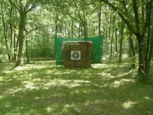 Archery area
