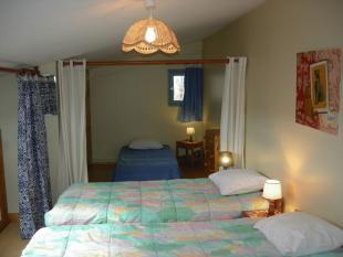 Mezzanine 6/8 bed