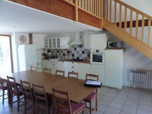 Kitchen Gite 5 bed