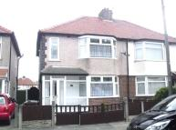 3 bed semi detached property to rent in Derwent Road, Crosby...