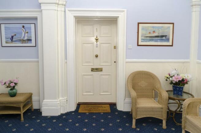 Apartment Entrance/Front Door