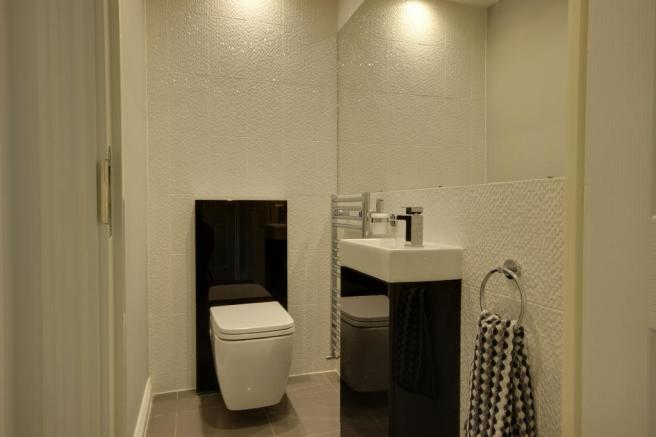 Bathroom (Downstairs WC)