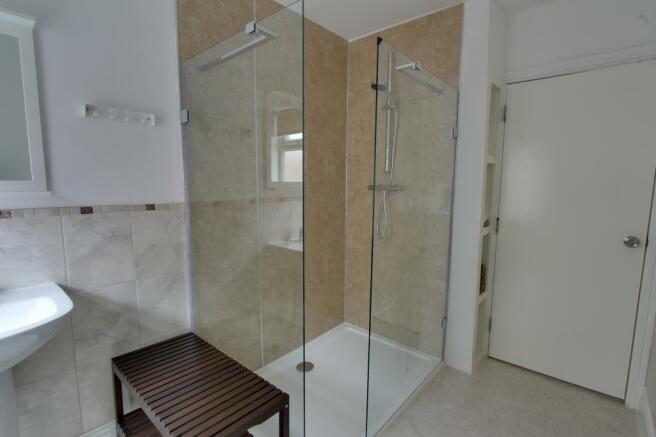 Bathroom (First floor shower room)