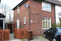 2 bed semi detached home in Lodge Avenue...