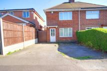 2 bedroom semi detached property to rent in Ravenswood Road, Arnold...