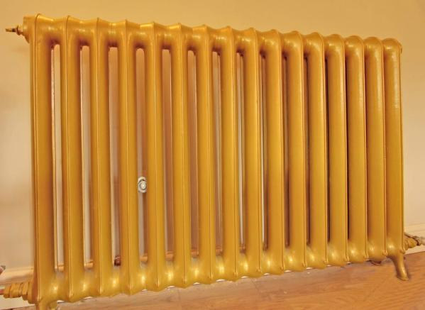 Cast Iron Reclaimed Radiator