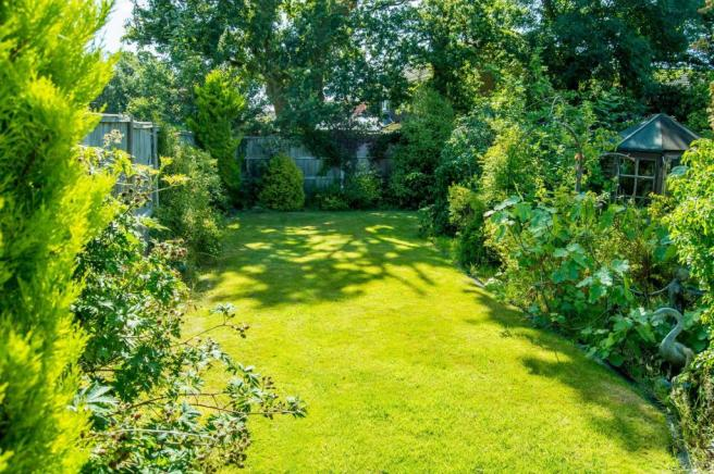 Further views of garden