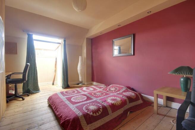 Loft conversion/bedroom 3