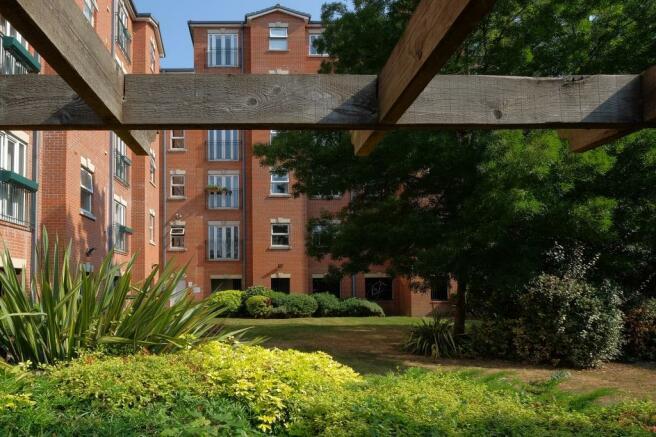 Private Communal Gardens
