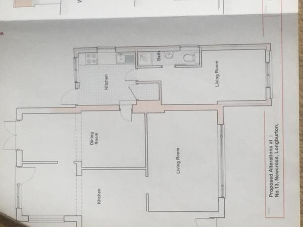 Floorplan 2D (Ground Floor)