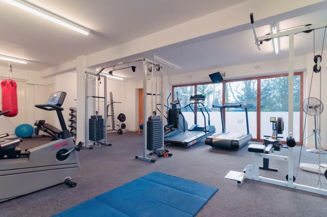 Annexe Gym