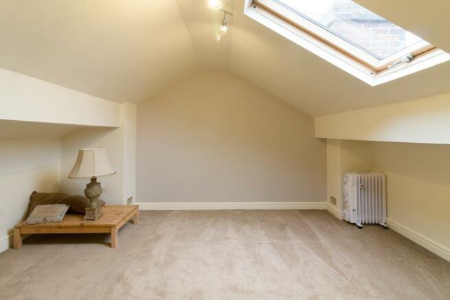 Loft Room with En Suite W.C.