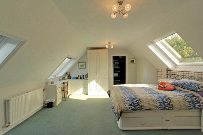 Bedroom 6 (Double with Ensuite)