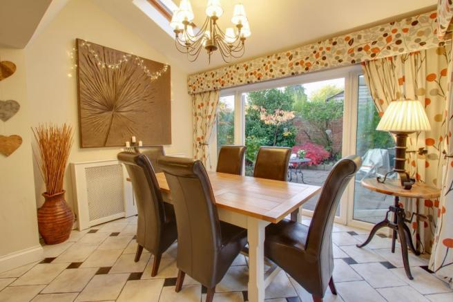 Dining Area / Family Room