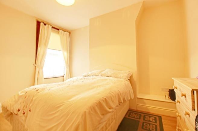 Bedroom for self contained flat