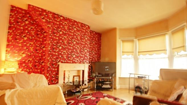Living Room for self contained flat