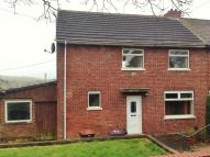3 bed semi detached property in Dugdale Road...