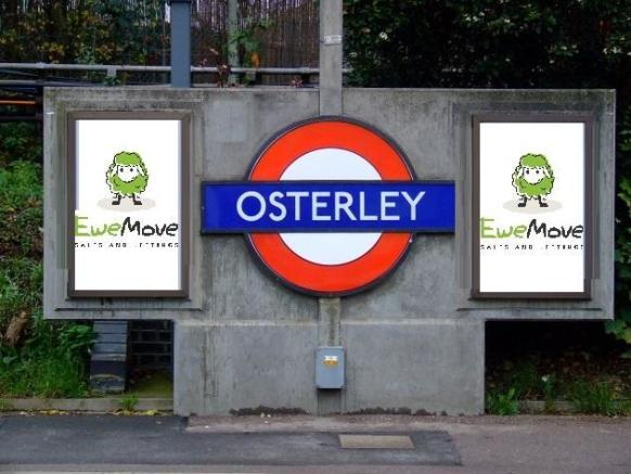 Osterley Station