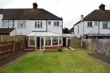 semi detached house for sale in Greenwood Road, Mitcham