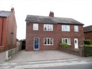 3 bedroom semi detached house to rent in Moor Road, Croston, PR26
